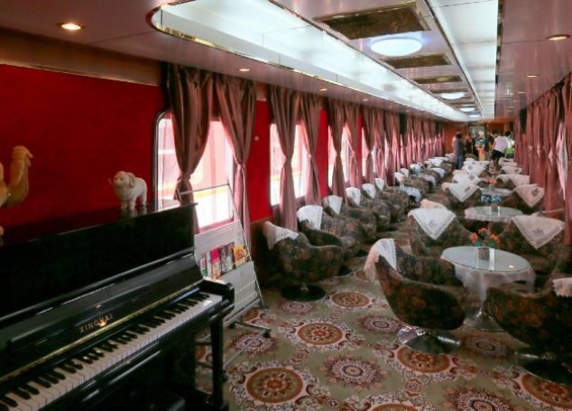 Train Shangri La Express