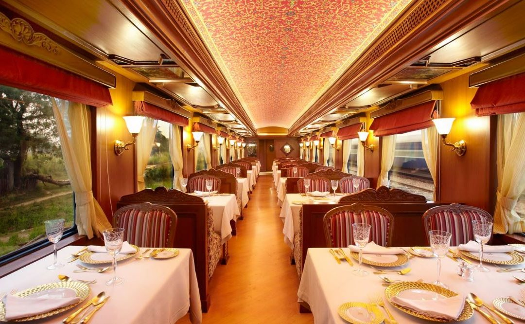 Restaurant Train Marajahs Express