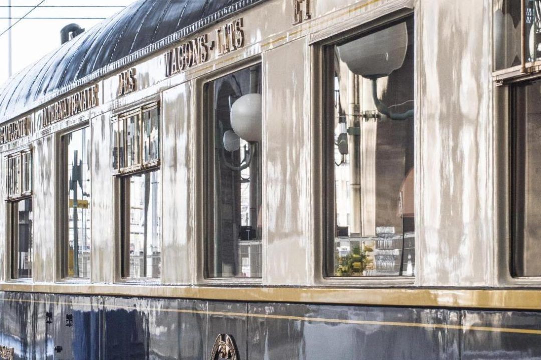 Train Orient-Express